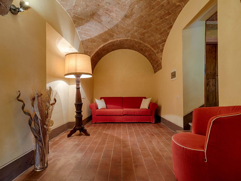 Castello Di Bossi - Soggiorno