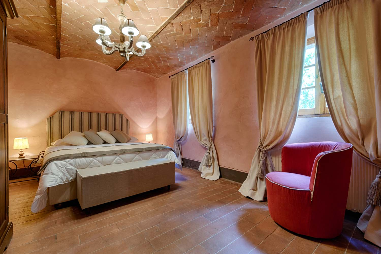 Castello Di Bossi - Camera