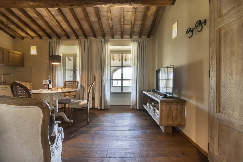 Capanna Suites - Sala da Pranzo