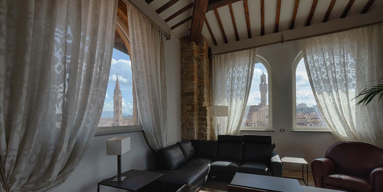 Donati Luxury Tower - Camera