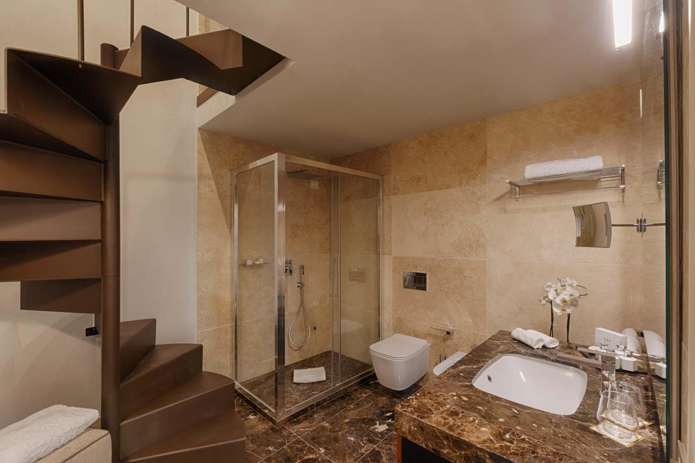 Donati Luxury Tower - Bagno