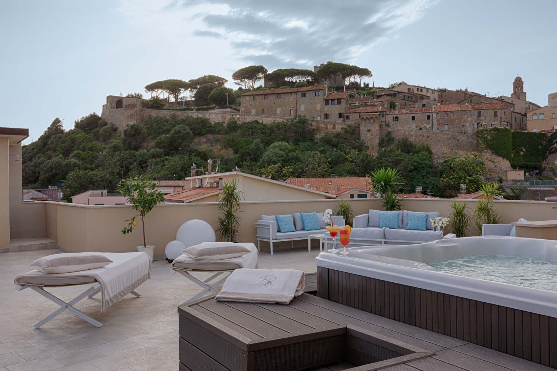 Hotel Roma - Terrazza