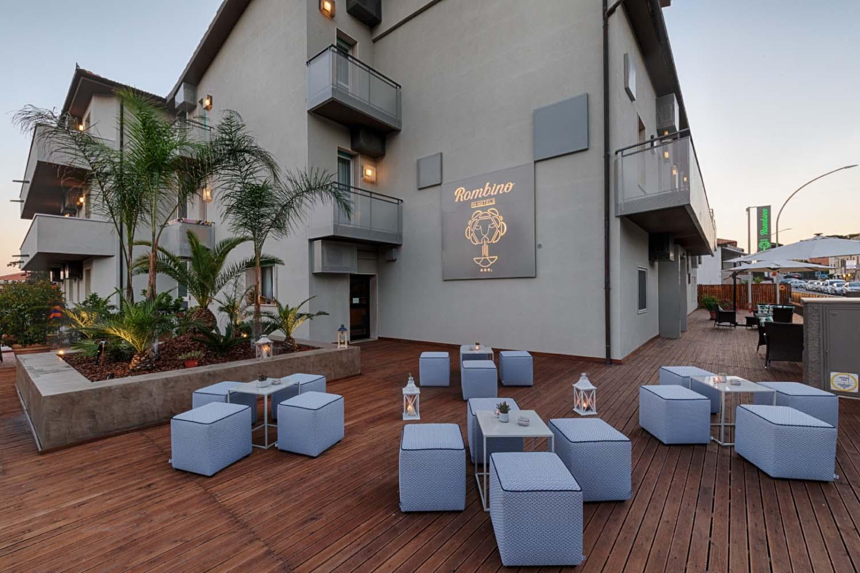 Hotel Rombino - Esterno