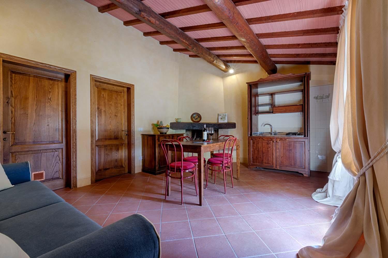 Castello Di Bossi - Cucina