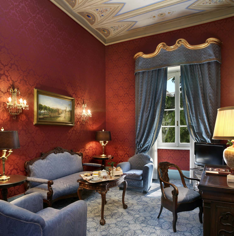 Sina Brufani - Perugia - Royalsuite Room