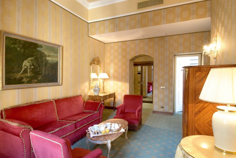 Sina Brufani - Perugia - Suite Room