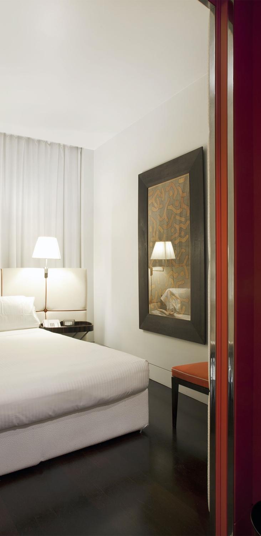Sina the Gray - Milano - Room