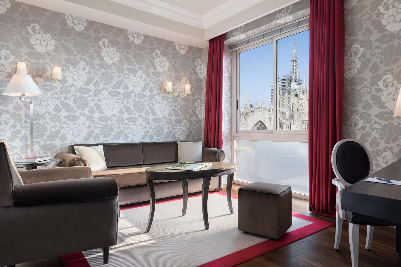 Sina De La Ville - Milano - Juniorsuite Room