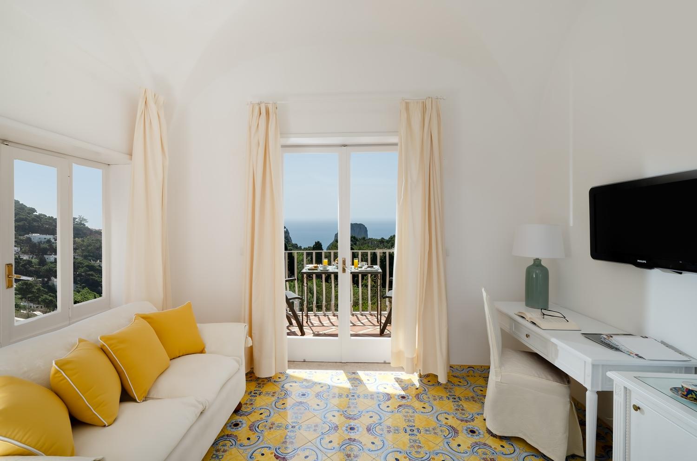 Sina Flora Capri - Junior Suite