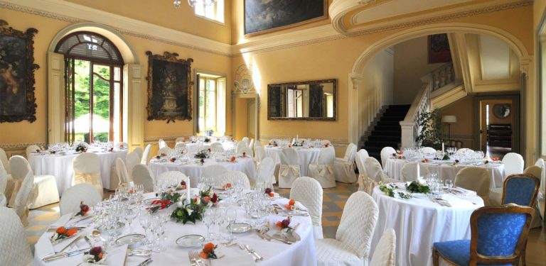 Sina Villa Matilde Torino - Banquet
