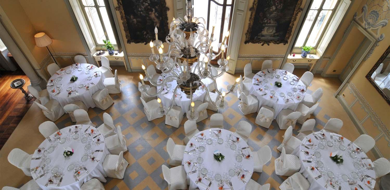 Sina Villa Matilde Torino - Wedding