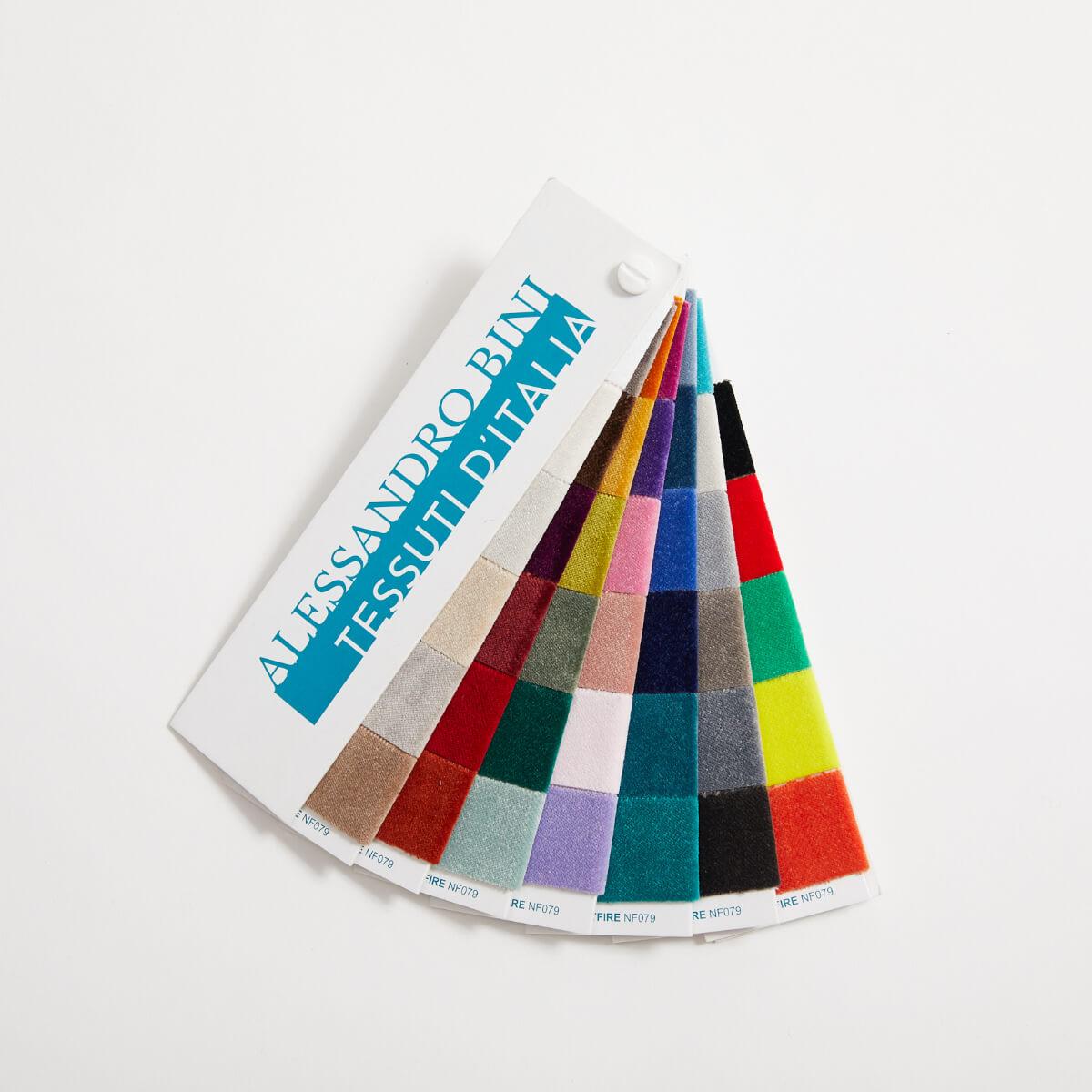 Campionario Spitfire – Palette