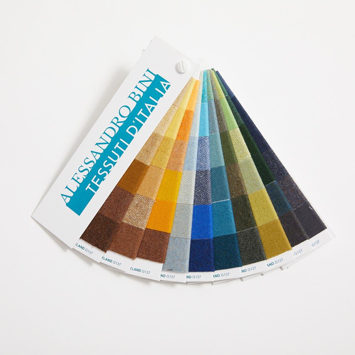 Sample Shetland – Palette