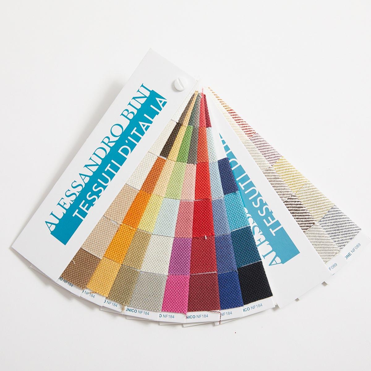 Sample Unico e Linone – Palette